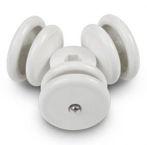 Accesorio equipo de masaje para reflexología podal