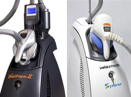 máquinas profesionales anticelulitis
