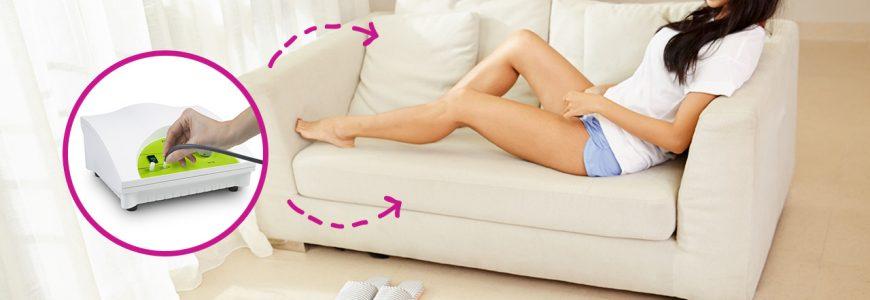 eliminar celulitis con presoterapia en casa