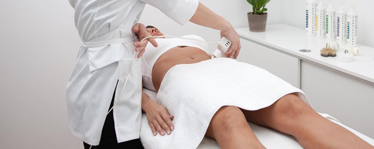 sesiones de masaje en cabina con masster plus