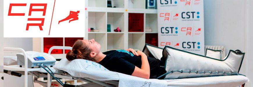 Uso de presoterapia para fines deportivos