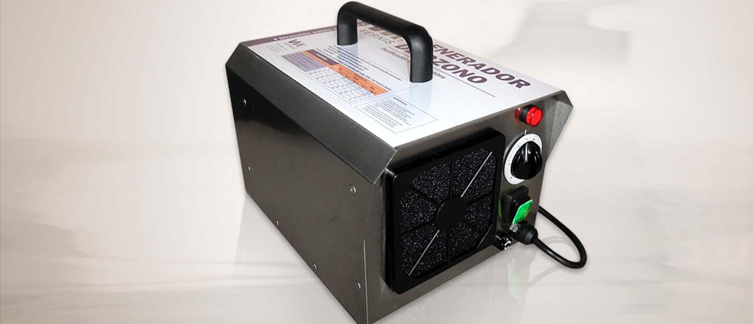 Generador ozono Fit4Ever